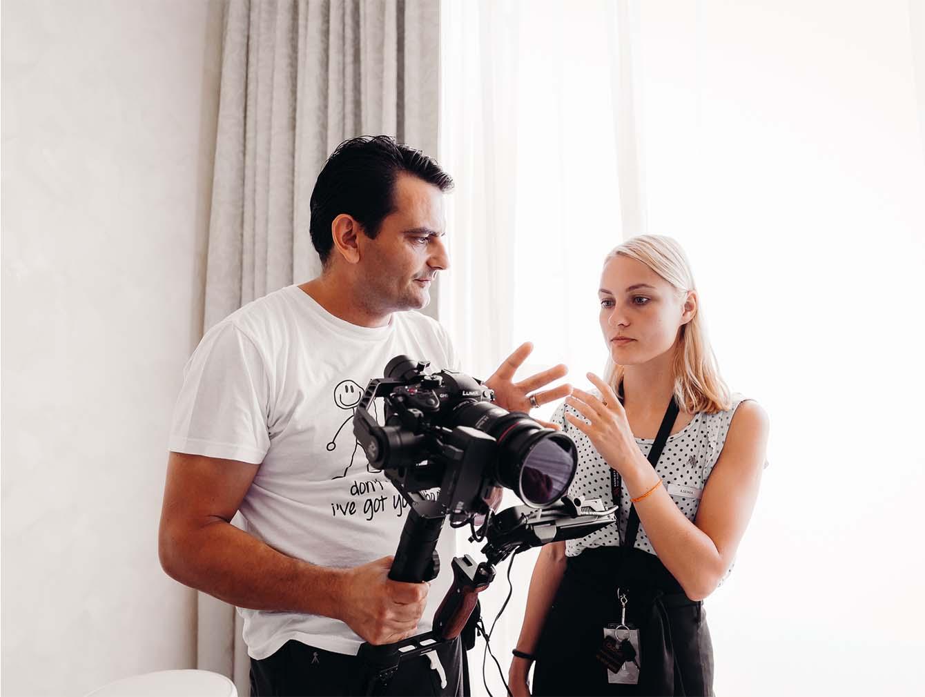 Roman Alurkoff - Filmmaker Brisbane